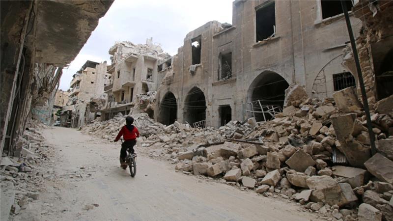 תוצאות של חמש שנות מלחמה בסוריה