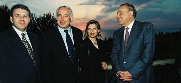 """ארגון """"שאח-דאג"""" וחברים של העם היהודי מאזרבייג'אן להכרה בירושלים כבירת ישראל"""
