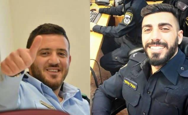 שוטרים הדרוזים שנהרגו בהר הבית
