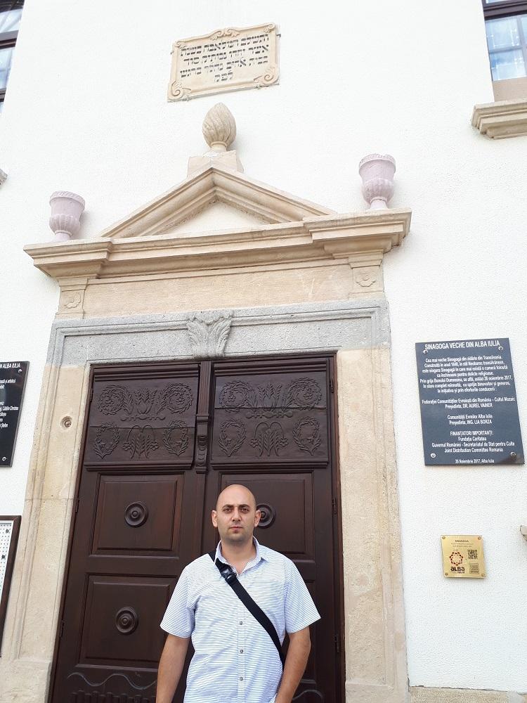 בית כנסת ברומניה